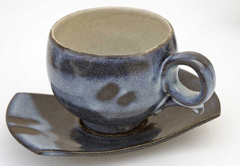 Coffee Cup & Saucer: £25