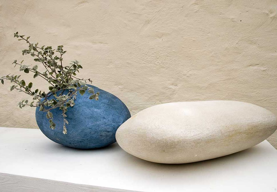 Blue Pebble: £200White Pebble: £350